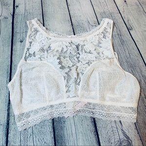 Victoria Secret | Lace Bralette Size XL